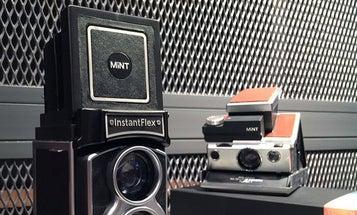 This Awesome Rolleiflex Look-Alike Shoots Fujifilm Instax Film
