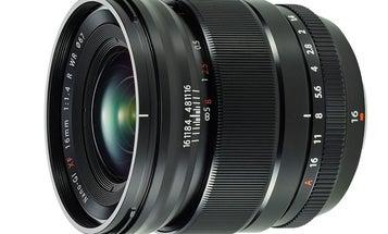 New Gear: Fujifilm XF 16mm F/1.4 R WR Prime Lens