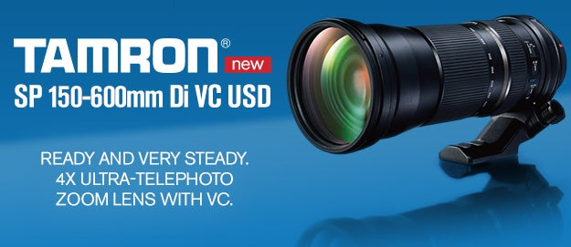 The Revolutionary New Tamron SP 150-600mm Di VC USD Ultra-Zoom