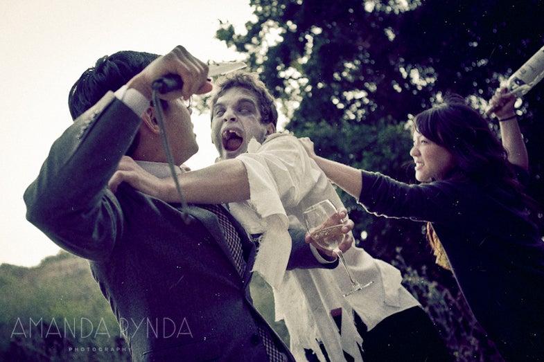 Zombie Portraits