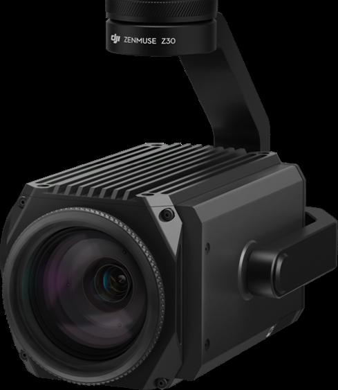 DJI Zenmuse Z30 drone camera with 30x optical zoom