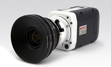 New Gear: Phantom Miro M320S High-Speed Camera