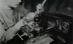 Early, Silent Documentary Inside the First Leica Factory