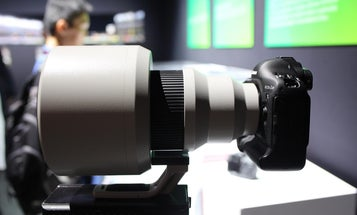 Canon Is Working on a 600mm DO BR Telephoto Lens With Its Latest Optical Tech