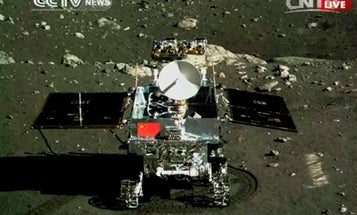 China Succesfully Lands Chang´e-3 Probe on the Moon