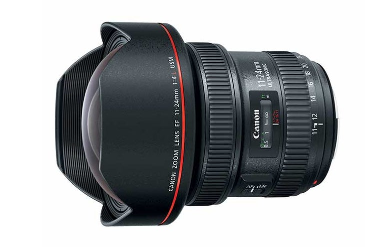 Canon 11-24mm F/4L Lens