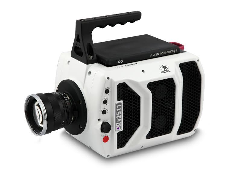 Vision Research Phantom Camera v2511