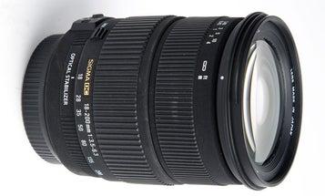 Sigma 18–200mm f/3.5–6.3 DC OS HSM