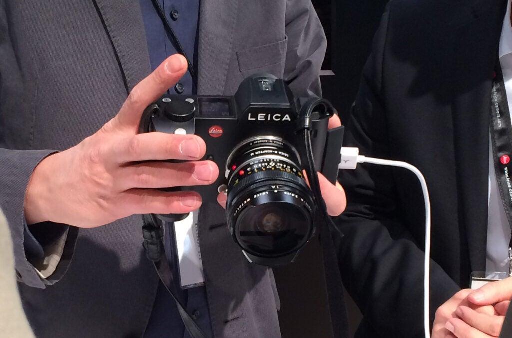 """Leica"