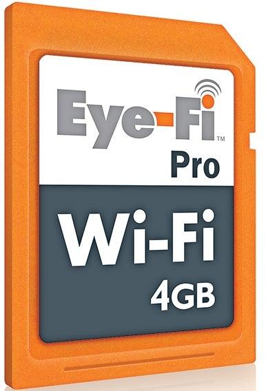 """Eye-fi-Pro-Wireless-SD"""