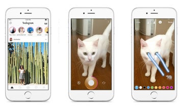 """Instagram Adds """"Stories"""" Feature That Feels A Lot Like Snapchat"""