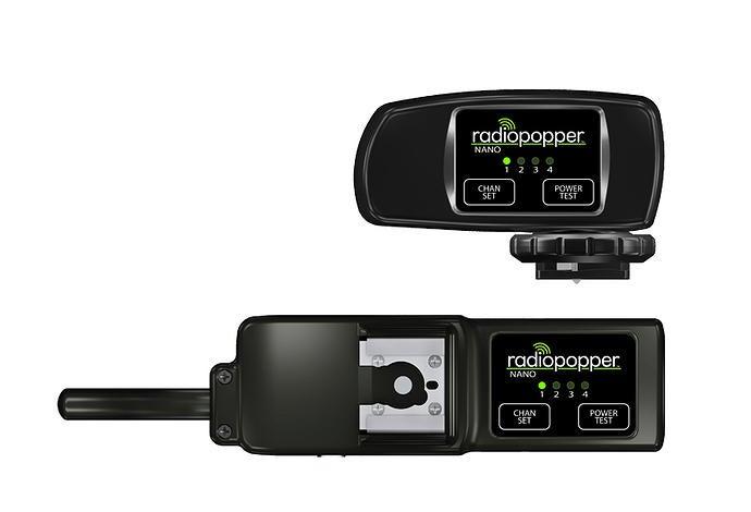 RadioPopper Nano Flash Triggers