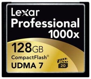 Lexar 1000x CF