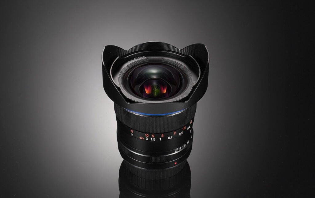 Laowa 12mm zero-d lens