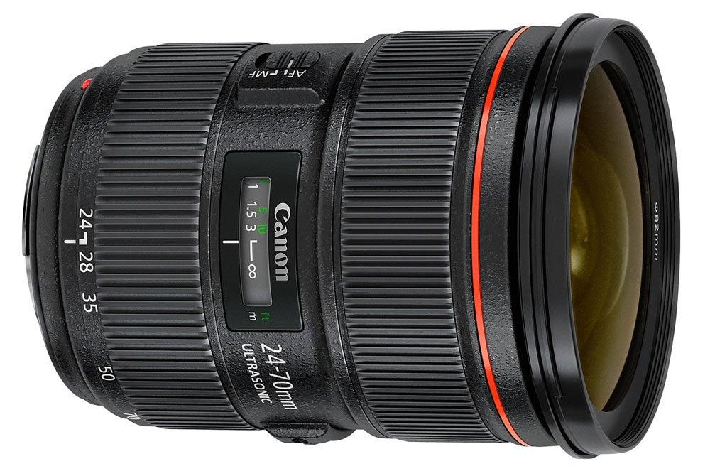 Canon EF 24-70 F/2.8