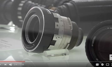 Adam Savage Visits Stanley Kubrick's f/0.7 Lens and Other Movie Magic Relics