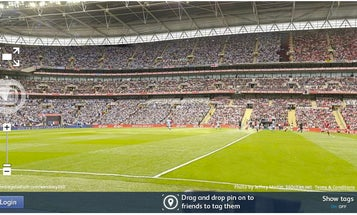 Wembley 10-Gigapixel, 360° Takes You Inside The FA Cup Final
