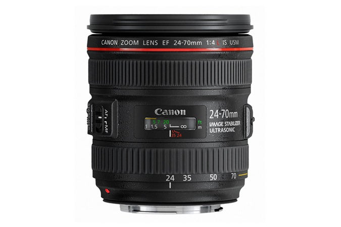 Canon 24-70mm F/4L IS Zoom Lens