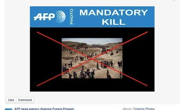 AFP Issues Apology For Running Photog's Syria Image For Iraq War