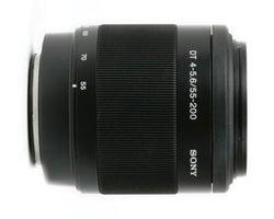 Sony 55-200mm f/4-5.6 DT AF