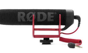 New Gear: Rode VideoMic Go DSLR Microphone Doesn't Need a Battery