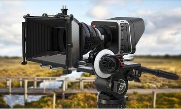Blackmagic Cinema Camera Offers 2.5K Resolution for Just $3000