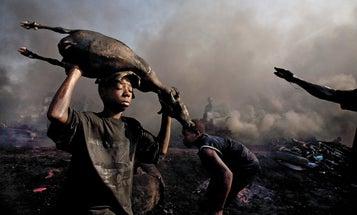 Photojournalism Category Winner: Ed Kashi