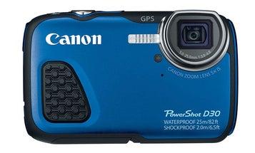 New Gear: Canon PowerShot D30 Rugged Waterproof Camera