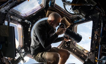 NASA Pic Shows What It's Like to Shoot from Space