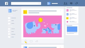 Facebook Scrapbook Allows You to Tag Photos of Your Kids
