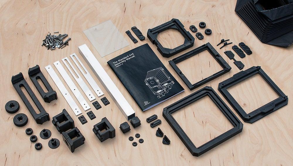 3D printed camera parts