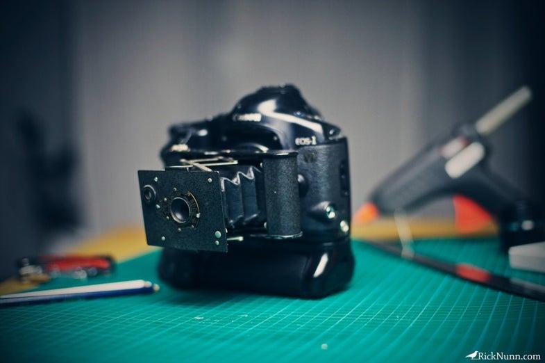 Kodak pocket Canon