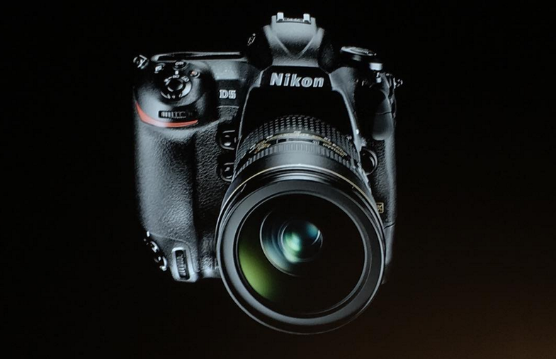 New Gear: Nikon D5 DSLR Has a Brand New Sensor, Pushes to ISO 3,280,000