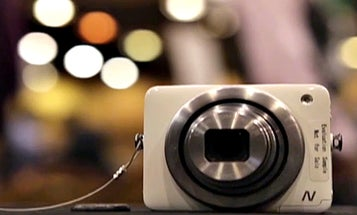 Video: Hands-On With Canon's PowerShot N Compact Camera