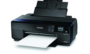 Printer Test: Epson Surecolor P600