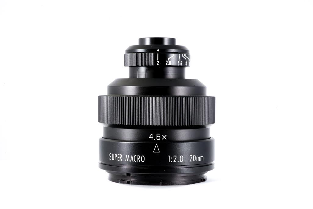 Zhongyi Optics Introduces a Compact 20mm f/2 Super Macro Lens For $199