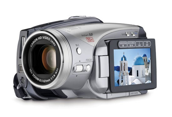 """Canon-HV20-HDV-camcorder"""