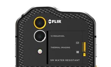 The Cat S60 Rugged Waterproof Smartphone Has a Built-In Flir Thermal Camera