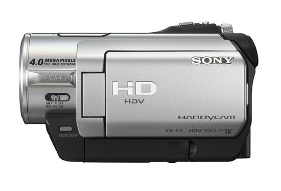 """""""Sony-HDR-HC5-HDV-camcorder"""""""