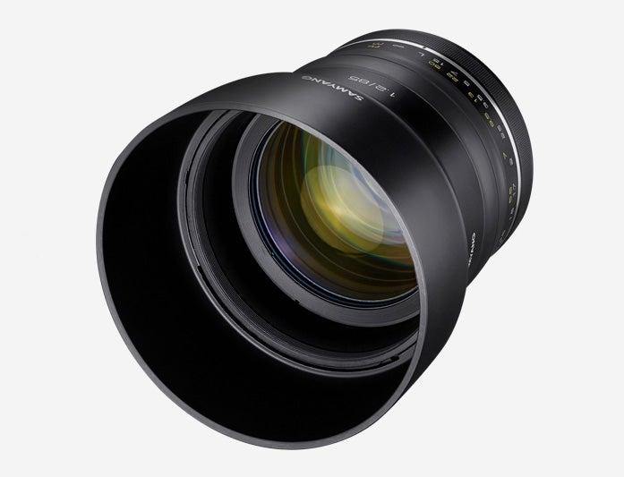 Samyang Premium 85mm F/1.2 Prime Portrait Lens
