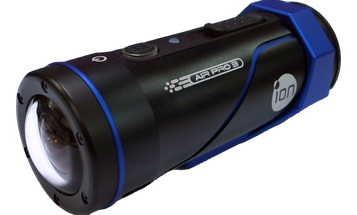 New Gear: iON Air Pro 3 Action Camera