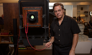 Shooting With The 20×24 Polaroid Camera: The End Of An Era