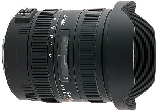 Sigma Announces Three New Lenses