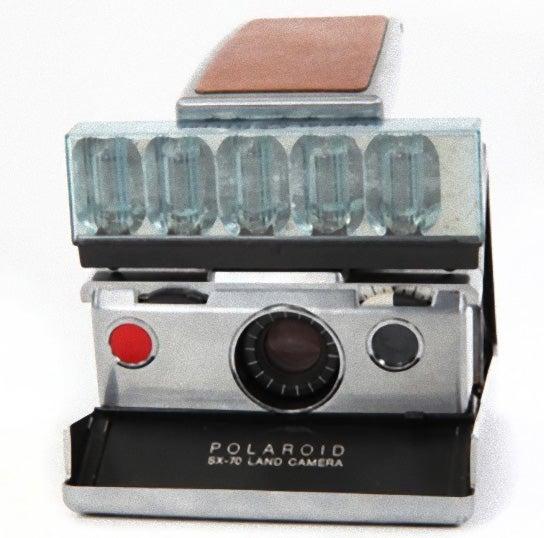 Andy Warhol Polaroid Camera eBay