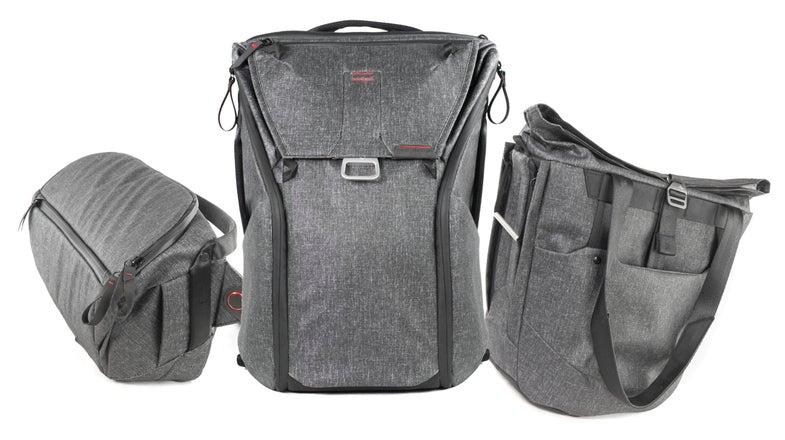 The Peak Design Everyday Backpack, Tote and Sling bags
