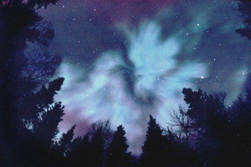 """Landscapes-After-Dark-Aurora-Borealis"""