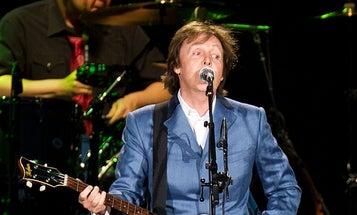 Behind the Photo: Paul McCartney at Yankee Stadium