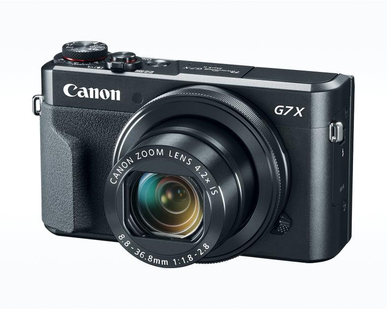 New Gear: Canon PowerShot G7X Mark II Advanced Compact Camera