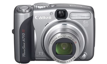 Camera Review: Canon PowerShot A710 IS