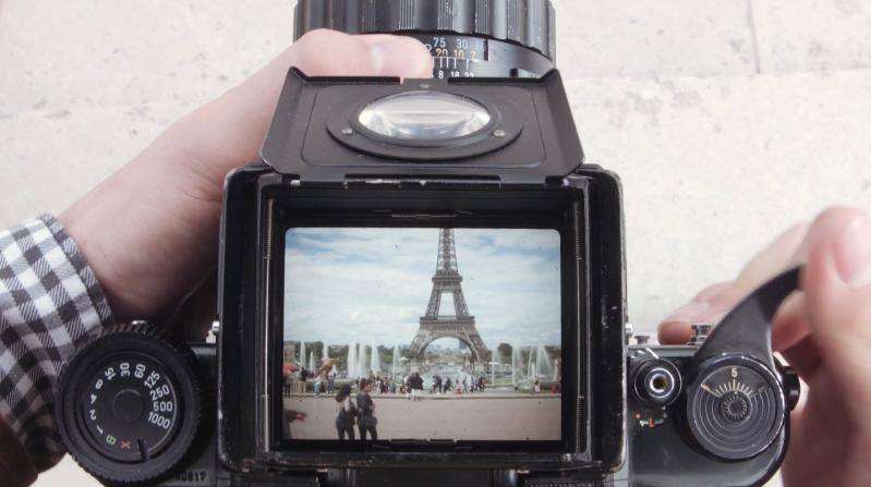 Paris Through Pentax